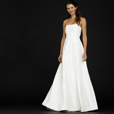 c451d9ed25e J. Crew wedding dresses are really pretty