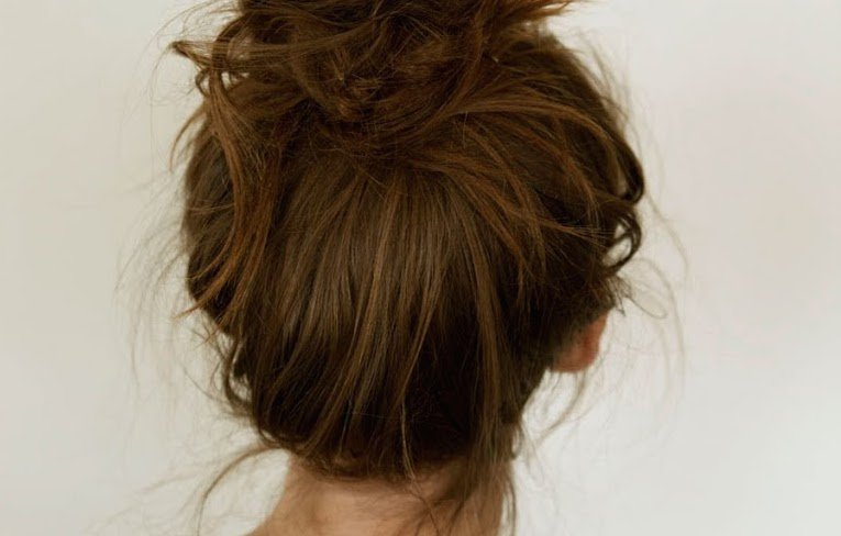 how to make your hair look less greasy