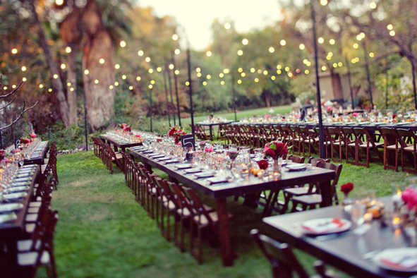 Backup Plans For Your Outdoor Wedding: Backyard Wedding