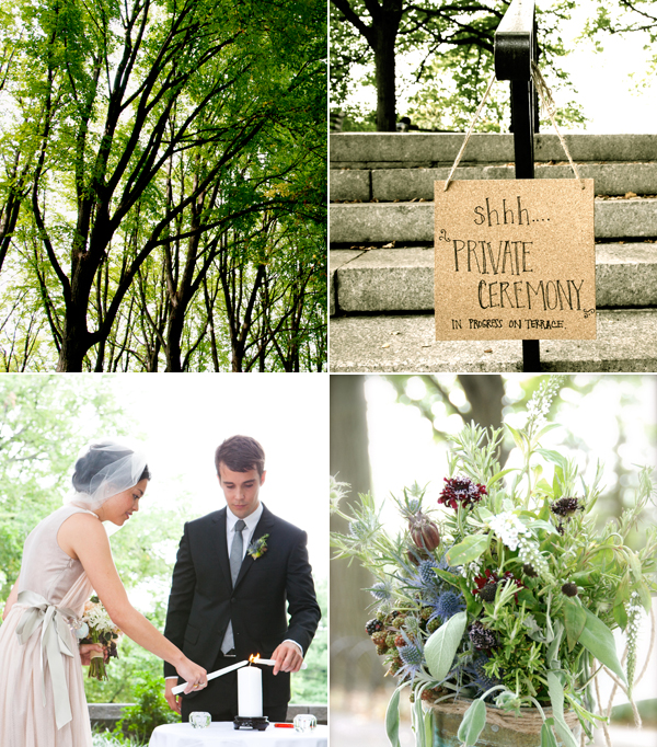 New york city outdoor wedding a cup of jo for Outdoor wedding new york