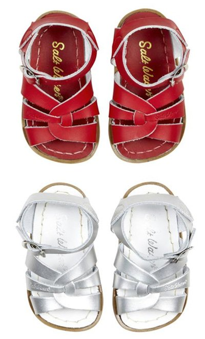 3227b705f91c4 ... up (about husbands!), but in the meantime, I wanted to share these  sandals for little dudes. Every child in our neighborhood wears Salt-Water  sandals, ...