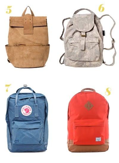2838c9e719 Eight cool backpacks