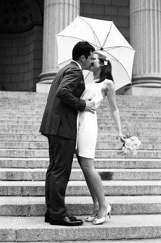 our good friends maz and lee tied the knot at new yorks city hall the following evening they threw a big party in brooklyn for our friends