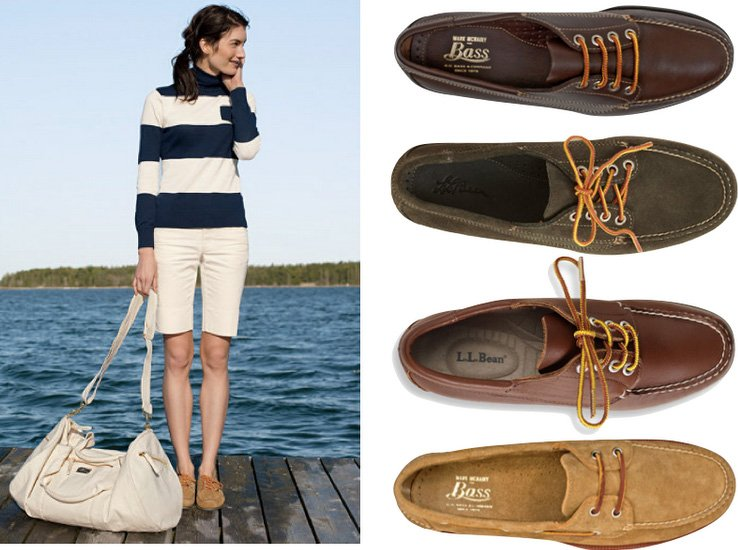 Do or don't: Boat shoes this fall | A Cup of Jo