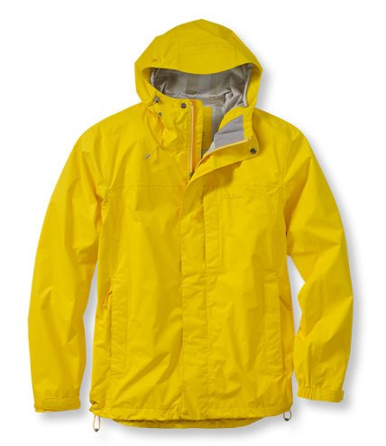 Yellow rain jacket | A Cup of Jo