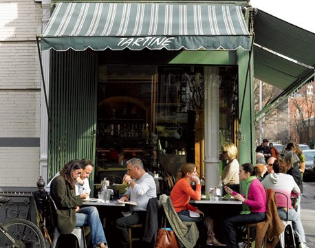 This Postage Stamp Sized French Restaurant On A Tree Lined Street In The West Village Serves Simple Inexpensive Dishes Including World S Best Y