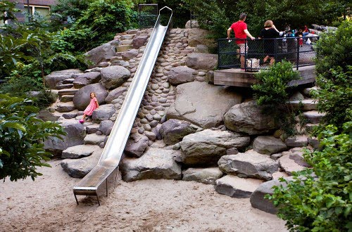 Nyc guide a hidden playground in manhattan a cup of jo for 22 river terrace apartments