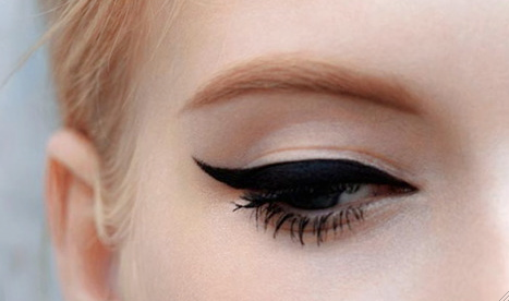 Winged Eyeliner | A Cup of Jo