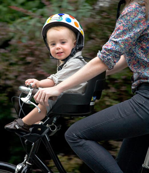 Riding Bikes With Babies A Cup Of Jo