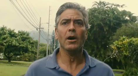 Descendants George Clooney
