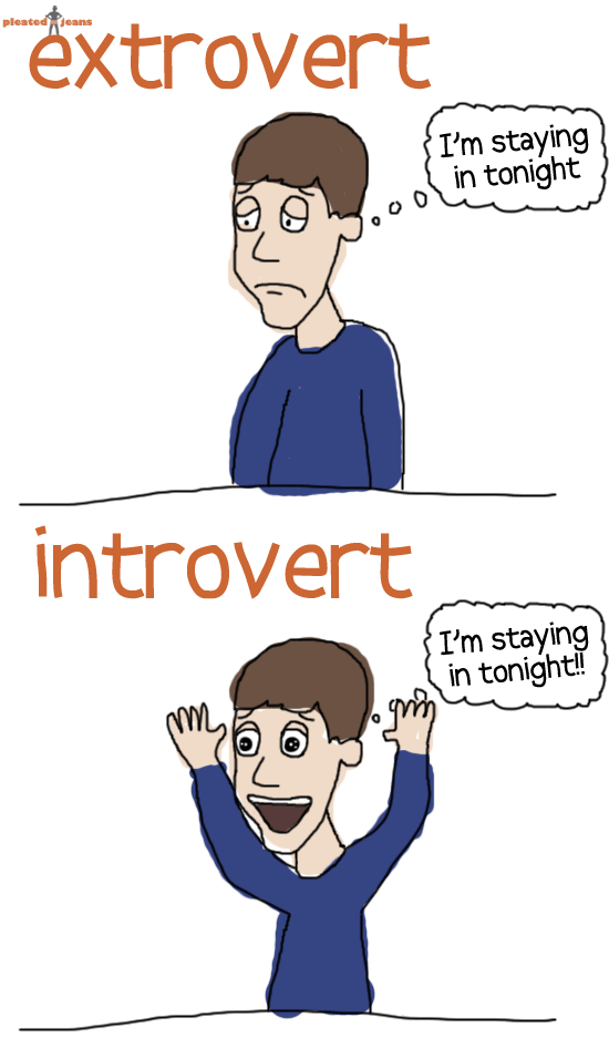 introvert-vs-extrovert