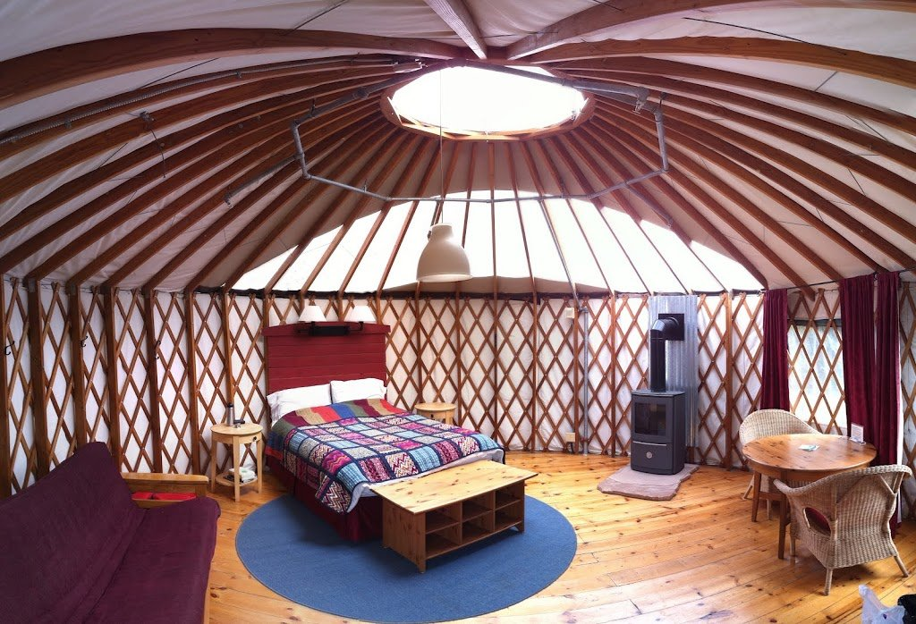 Travel Fantasy Yurts A Cup Of Jo