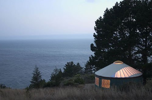 Travel Fantasy: Yurts   A Cup of Jo