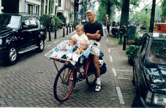 Motherhood Mondays Biking In Amsterdam A Cup Of Jo