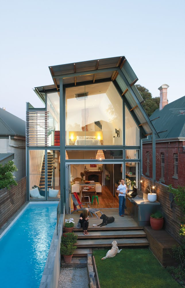 Backyard Apartment backyards: do you have one? | a cup of jo