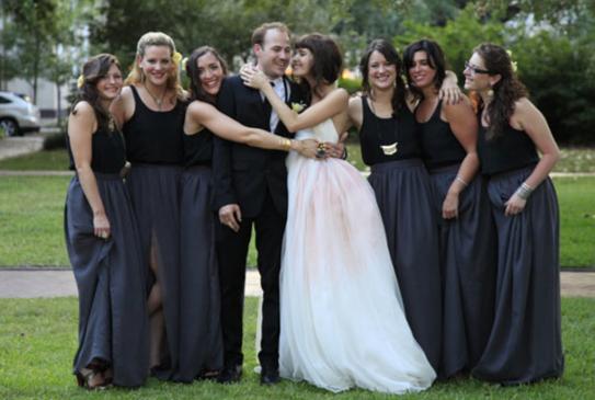 pink-white-wedding-dress-gown