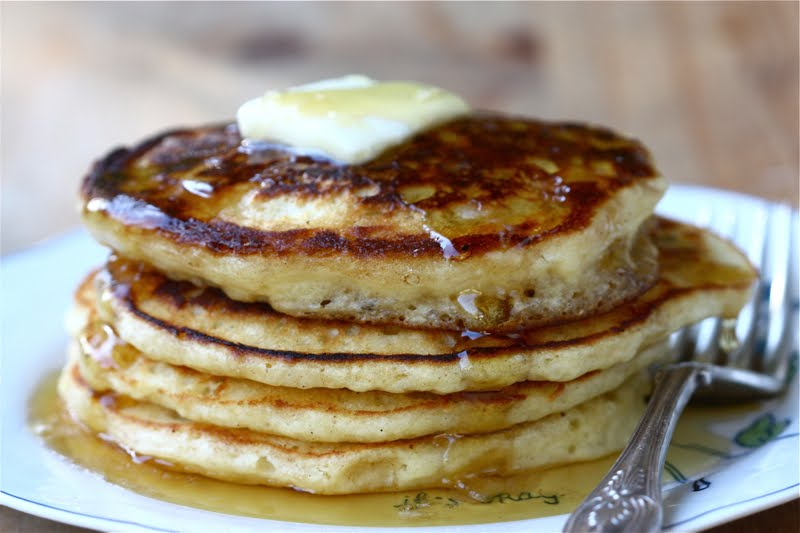 The Best Buttermilk Pancakes You'll Ever Have | A Cup of Jo