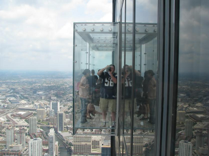 Willis Tower Tour Times