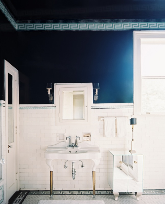Which Color Should We Paint Our Bathroom A Cup Of Jo - Valspar bathroom paint