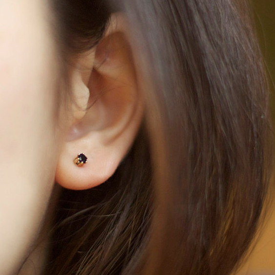 Trio Of Earrings