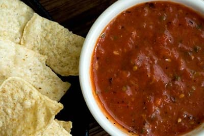 The best salsa youll ever have with only three ingredients a new york is in the middle of an amazing tomato season right now the best one in years says the new york times so wed love to feature a second tomato forumfinder Choice Image