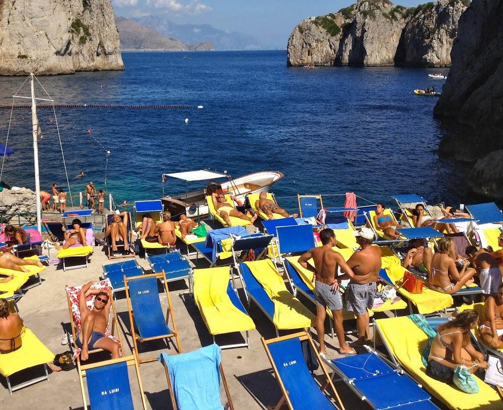 Italy Photography, Where to find me in Capri , Amalfi ...  |Capri Beach Scenes