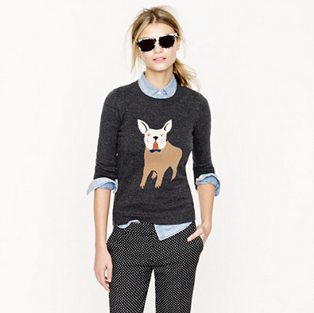 Fall Trend Animal Sweaters A Cup Of Jo