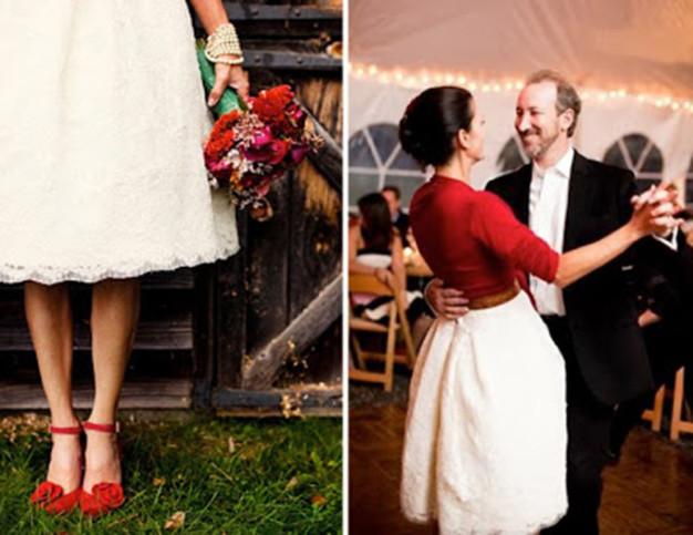 Elisabeth-Millay-wedding-red-cardigan