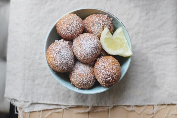 Best homemade doughnuts recipe