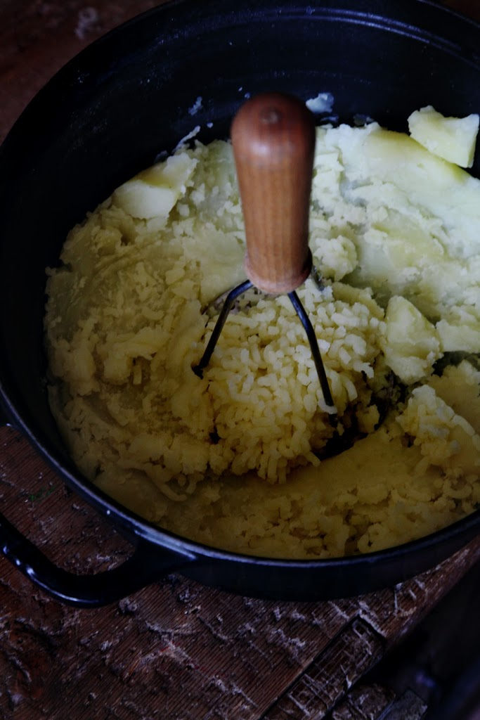 The Best (Cheesy!) Mashed Potatoes You'll Ever Have | A Cup of Jo