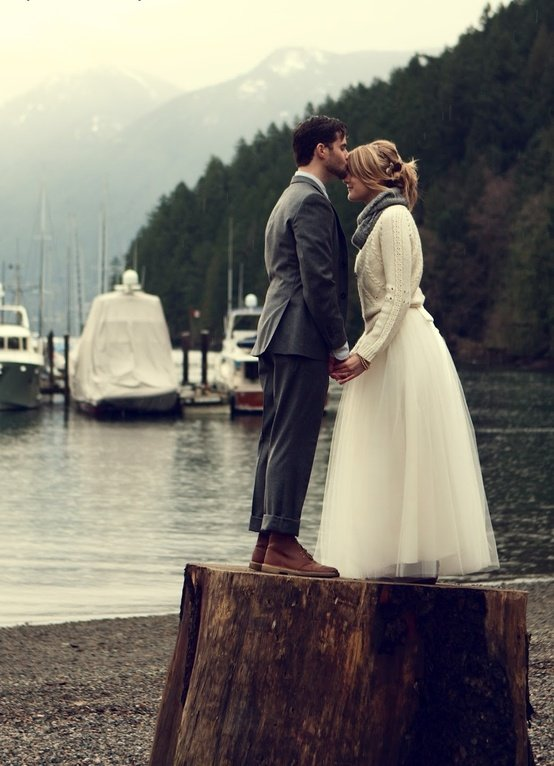 224a76f3a1c Do or Don t  Cardigan Over a Wedding Dress