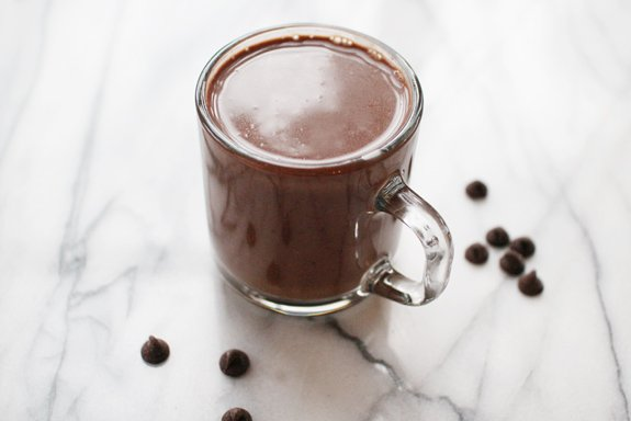 The Best (Coconut!) Hot Chocolate You'll Ever Have | A Cup of Jo