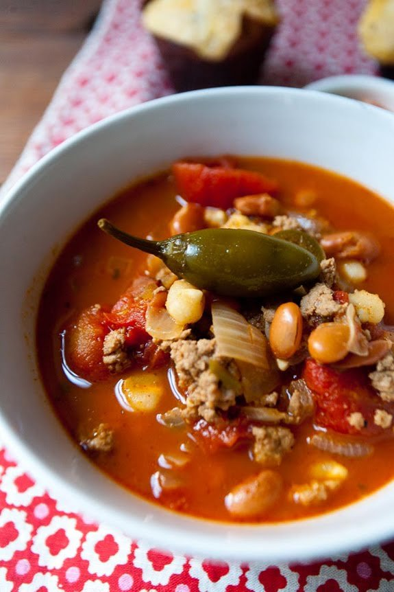 The Best Taco Soup You'll Ever Have | A Cup of Jo