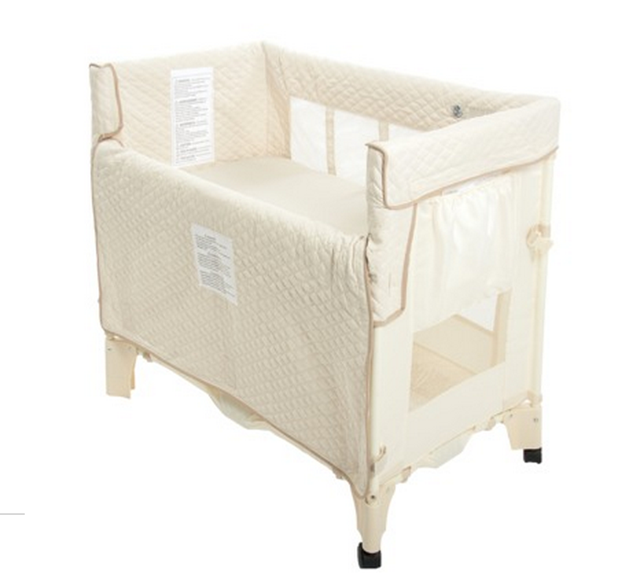 Baby bed co sleeper - A Co Sleeper To Tuck Right Up To Our Bed Which Might Make Nighttime Feedings Easier
