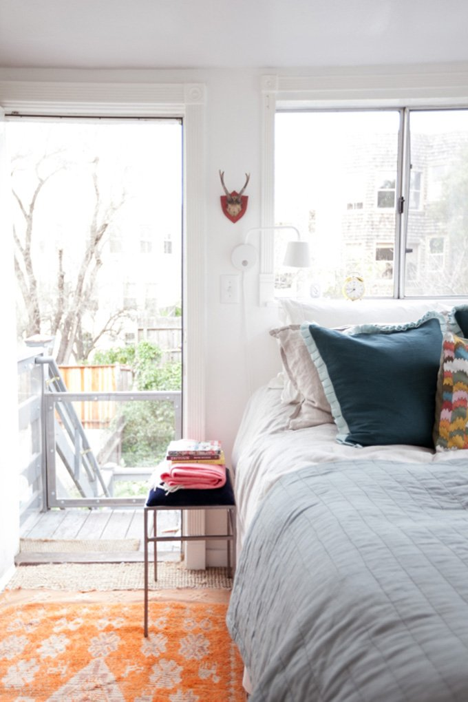 San Francisco Apartment Tour 500 Square Feet A Cup Of Jo