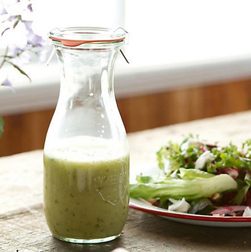 salad dressings The key to any good salad recipe is the salad dressing balsamic vinegar, red wine vinaigrette, ranch dressing, french dressing, caesar dressing -- the options are endless.