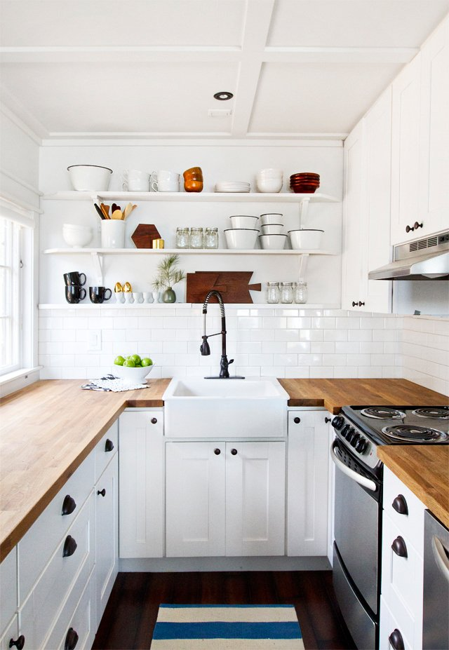 Stage one of designing a new kitchen: Inspiration