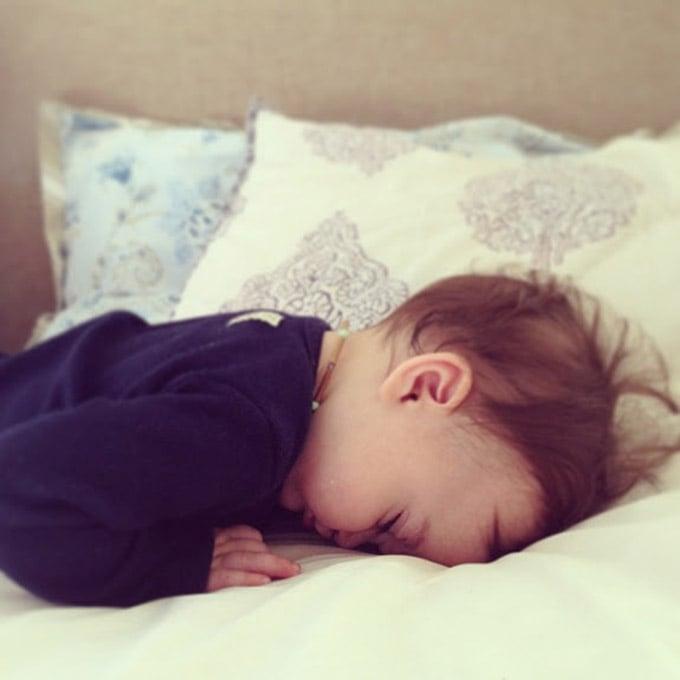 Newborn Baby Boy Sleeping Tumblr Www Pixshark Com