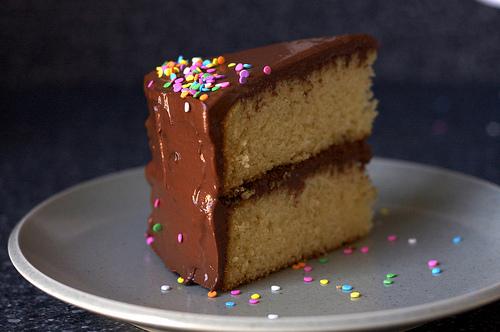 Greggs Chocolate Layer Cake Calories