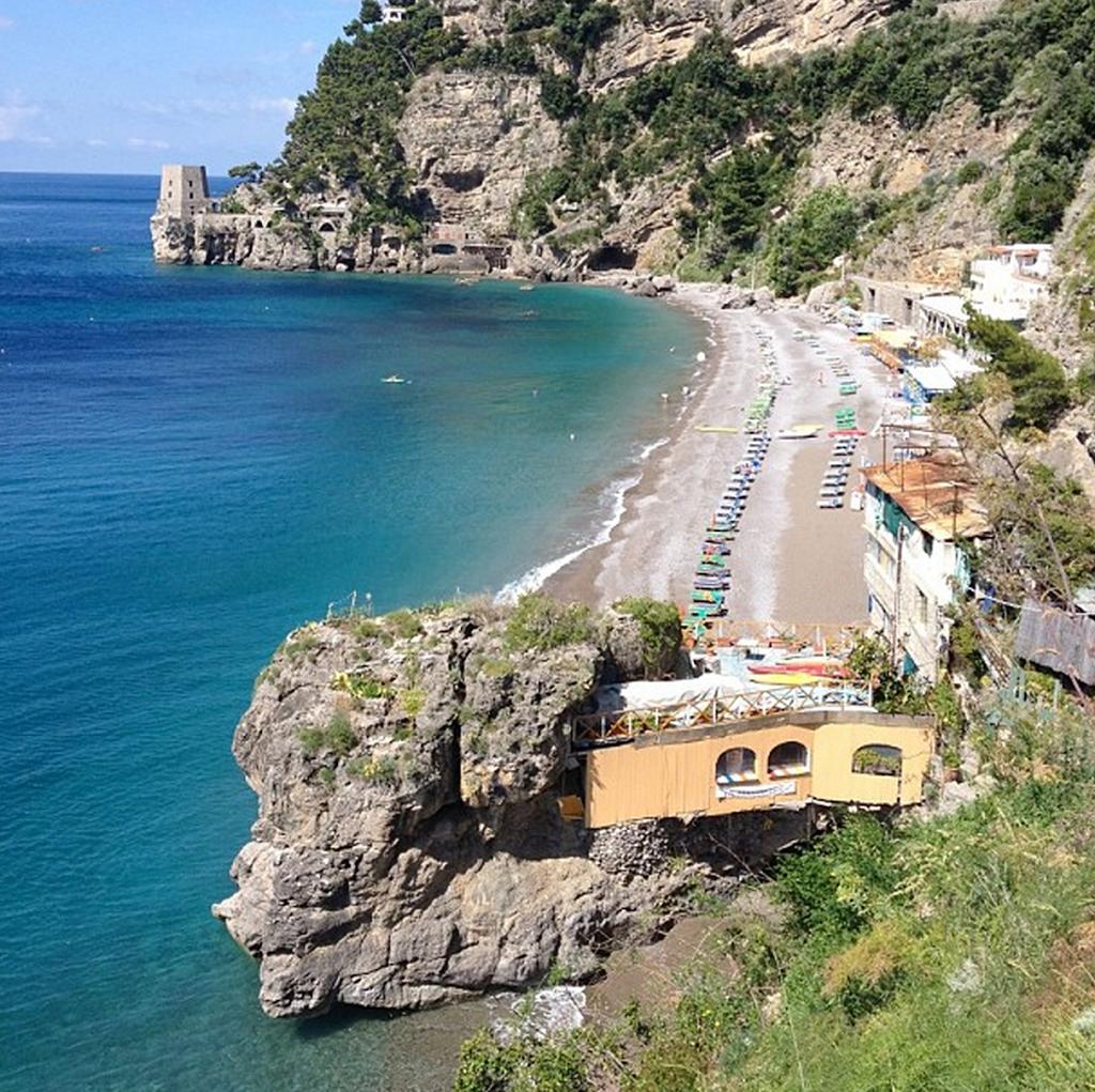 Family Vacation Idea: Positano