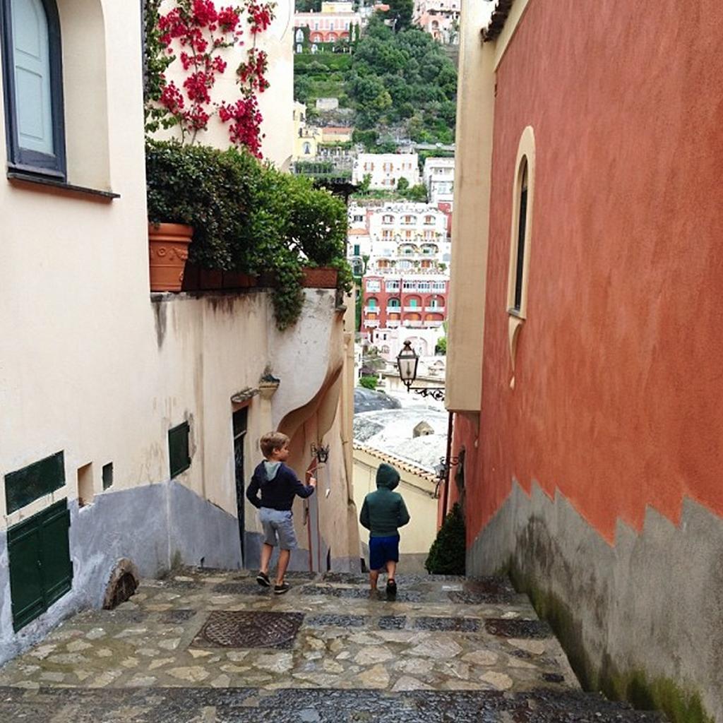 Positano Apartments: Family Vacation Idea: Positano
