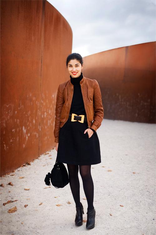 Style Inspiration Caroline Issa A Cup Of Jo