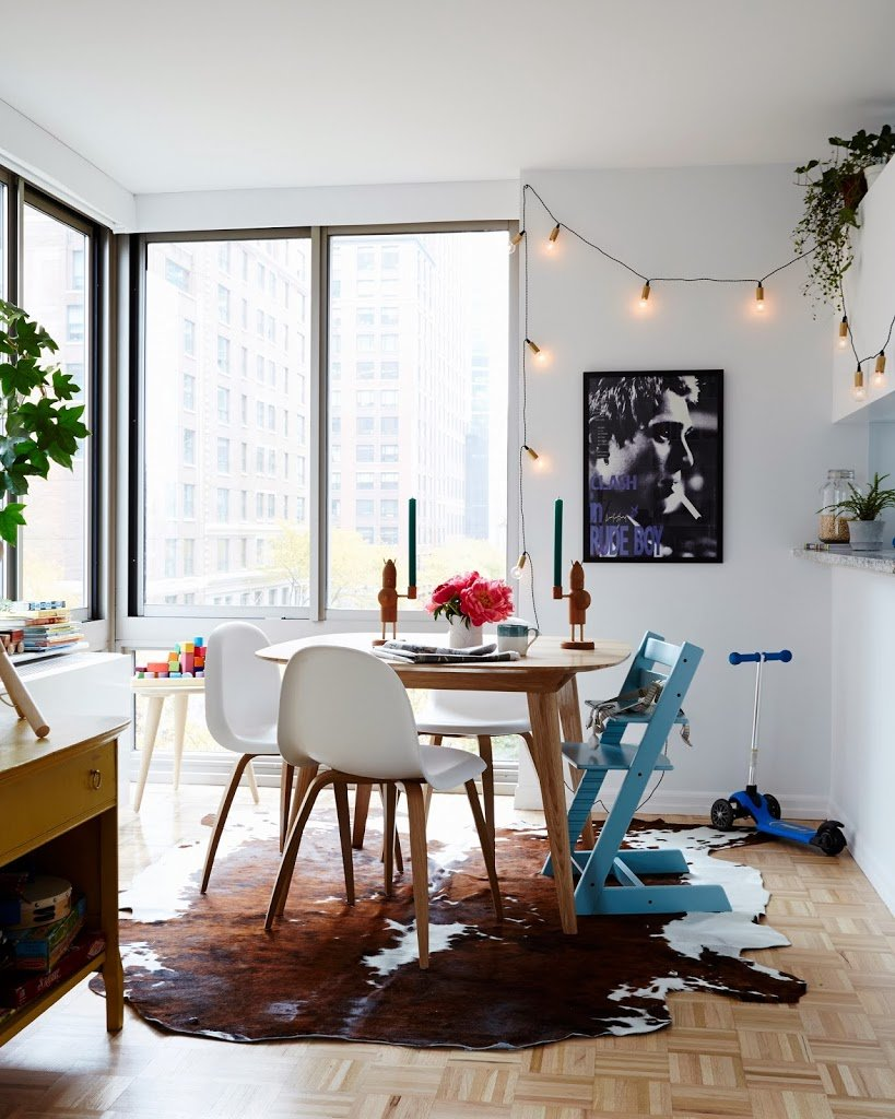 Home Makeover: Our Living And Dining Room