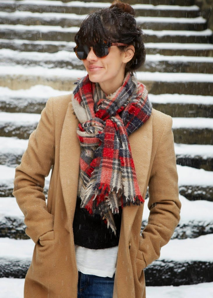 Travel Sweater Wrap