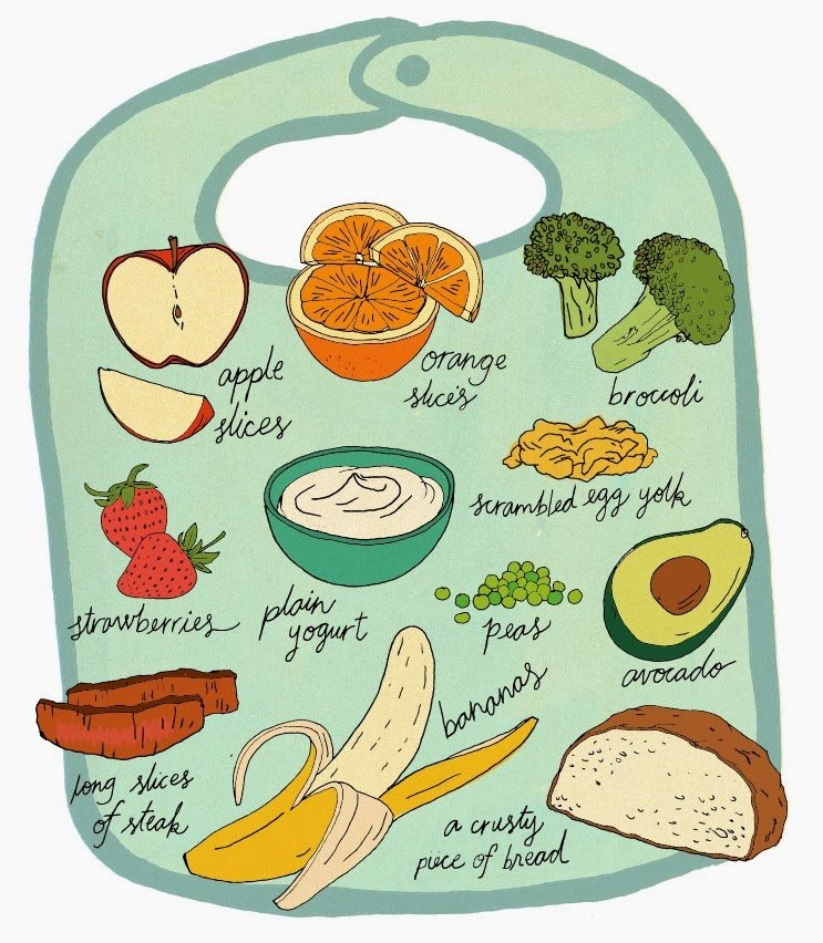 The Best First Foods for Your Baby