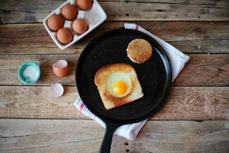 Best egg in a hole toast recipe 2