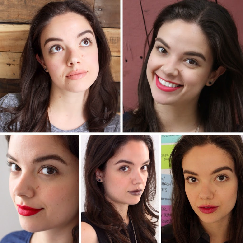Fran Wilson Moodmatcher Lipstick Reviews Images And Mood Matcher Red Raspberry Luxe Twist Sticks Challenge Week Three A Cup Of Jo Black