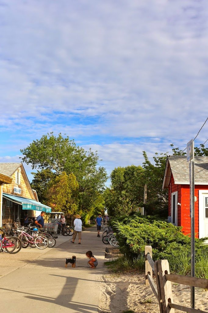 Radio Flyer Bike >> Vacation Photos: Fire Island   A Cup of Jo