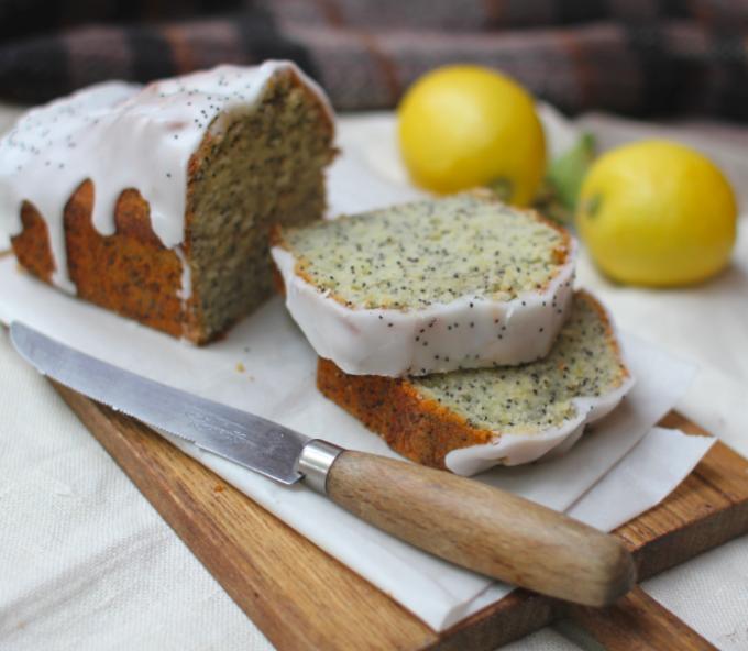 Lemon Poppy Seed Cake | A Cup of Jo