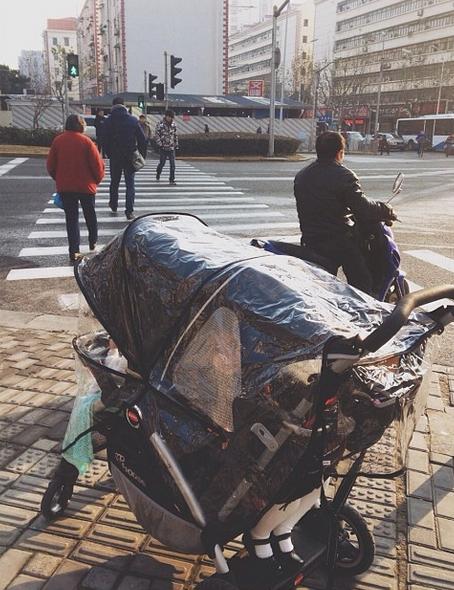 double-stroller-shanghai